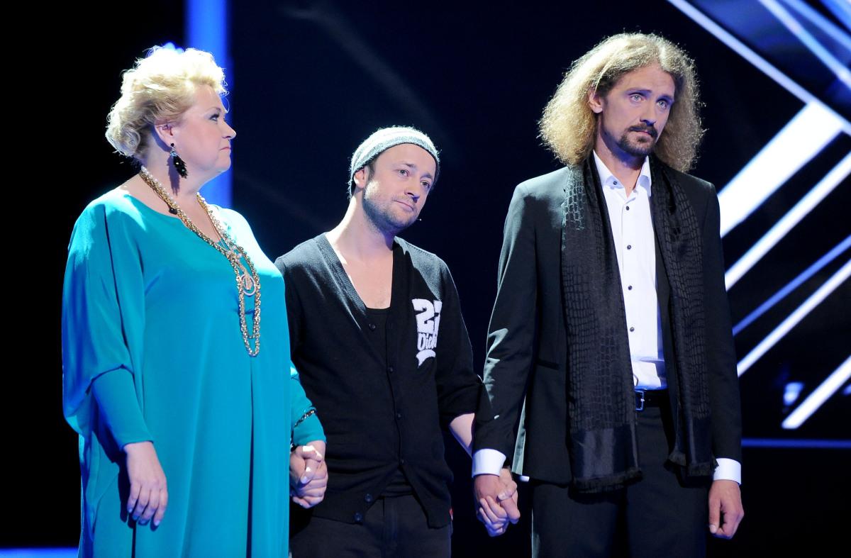 Małgorzata Szczepańska-Stankiewicz, Czesław Mozil i Gienek Loska