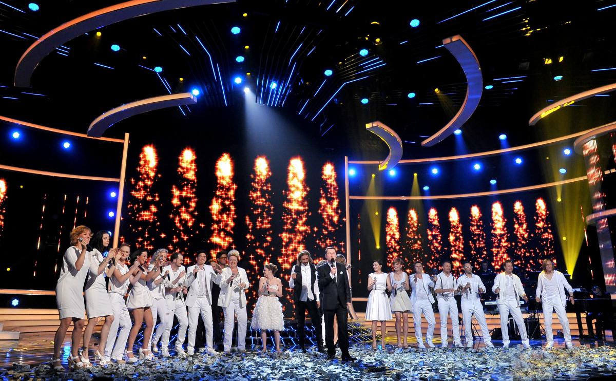 """Finałowy występ wszystkich uczestników """"X Factor"""""""